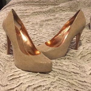Never worn BCBG Generation Parade high heels